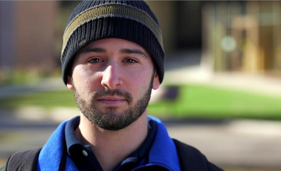 Joel Simonson Clark University Student