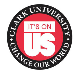 clark its on us logo