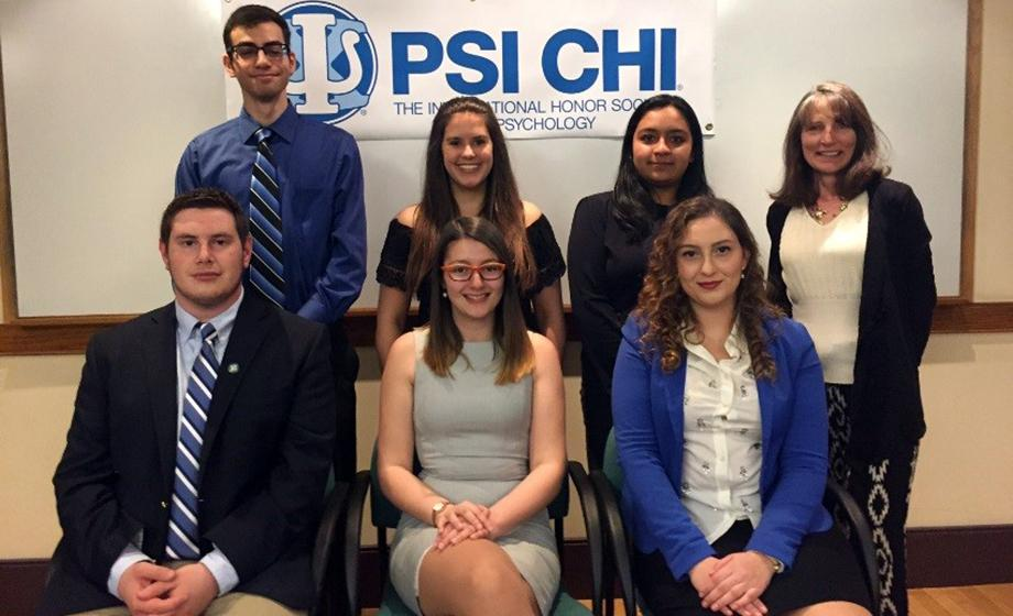 PSI CHI Psychology Honor Photo