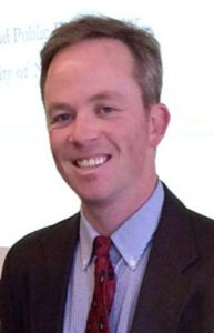 Robert Boatright, Clark University associate professor of political science
