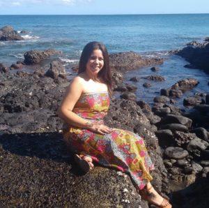 Sabrina Taveras in Comoros