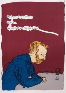 Grant Henry's graphic novel
