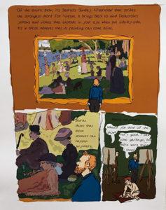 Vincent's Graphic Novel