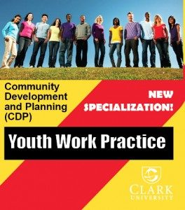 Clark University to offer Professional Certificate in Youth Work Practice