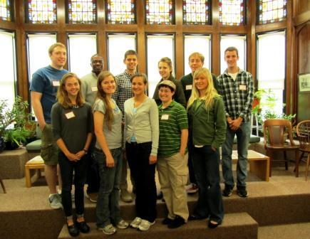 The 2012 HERO Fellows