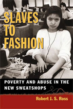 Slaves to Fashion - Book cover