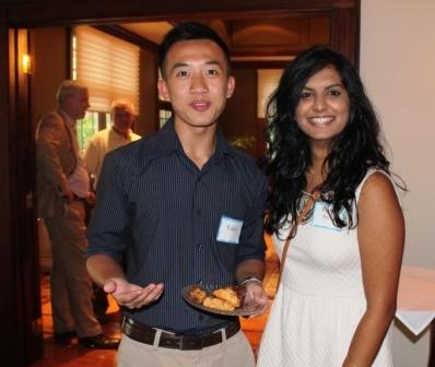 Yukio with Pooja photo