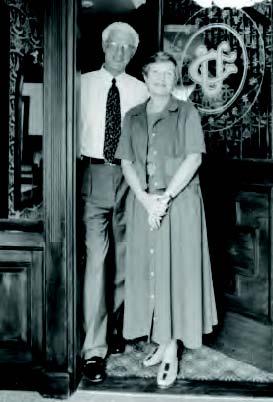 Richard & Polly Traina