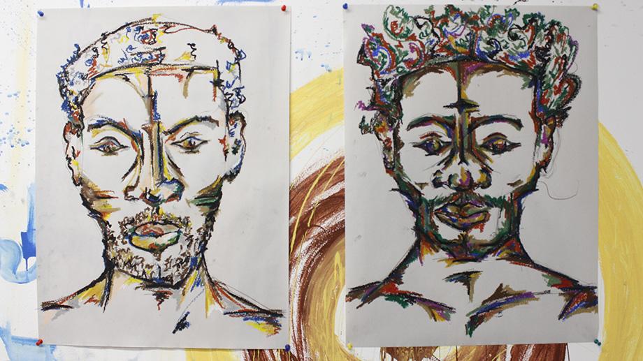 Andre Toribo artwork