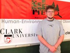 O'Connor HERO Fellow A.J. Shatz '12