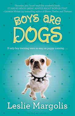 Boys are Dogs - book cover