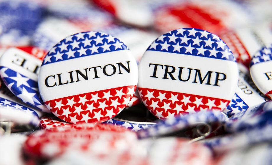 Clinton Trump Election