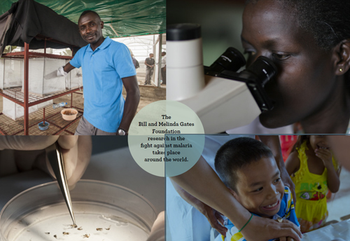 Bill and Melinda Gates Foundation Research