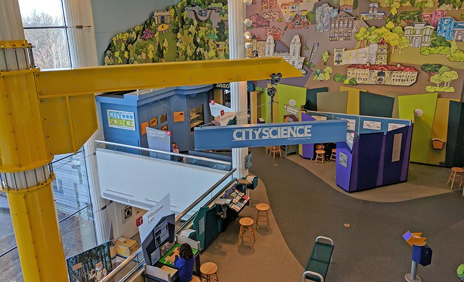 "Ecotarium's ""City Science: The Science You Live,"""