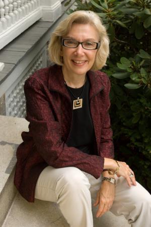 Research Professor Fern Johnson