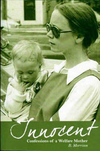cover of Barbara Morrison's memoir