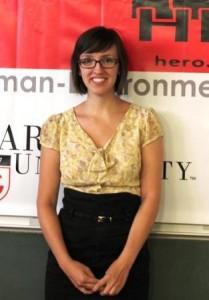 Mosakowski HERO Fellow Lilly Denhardt '11