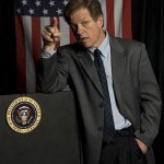 """Jimmy Tingle will present """"Jimmy Tingle for President"""" on Saturday, April 21 at 7:30 p.m."""