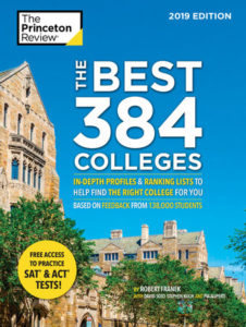 Best 384 colleges book cover