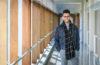 Jesus Robles Garcia standing in hallway