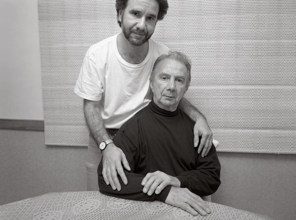 Stephen and Gene DiRado