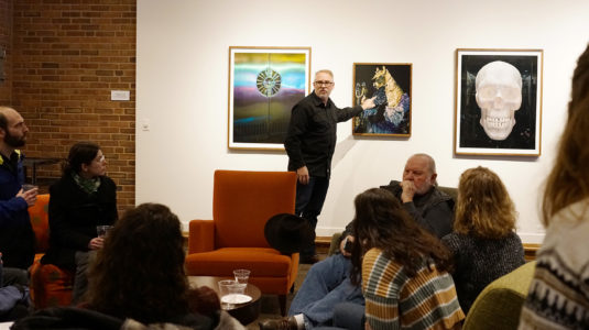 Photographer Brian Ulrich discusses his work