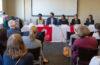 2019 Steinbrecher alumni panel and audience