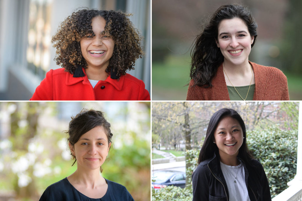 2019 Fulbright and prestigious award winners