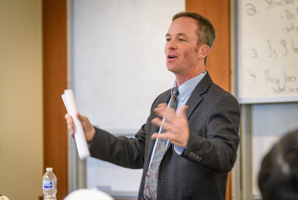 Robert Boatright teaches at Clark University