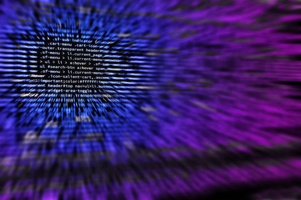 Abstract computer code