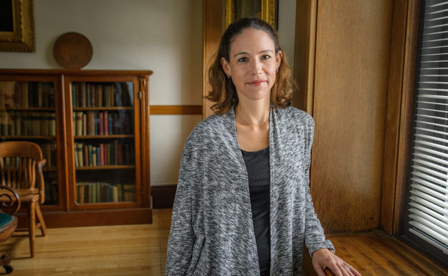 Professor Abbie Goldberg portrait