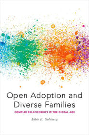 """Open Adoption and Diverse Families"" book cover"