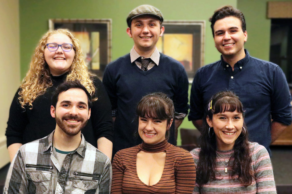 2019 New Play Festival playwrights