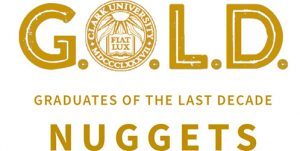Graduates of the Last Decade logo
