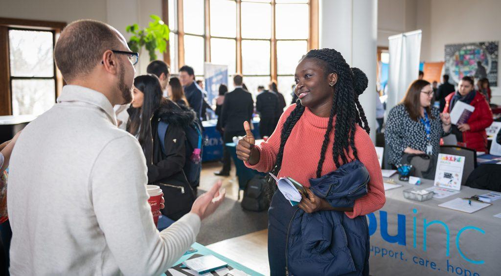 ClarkCONNECT Spring Career Fair