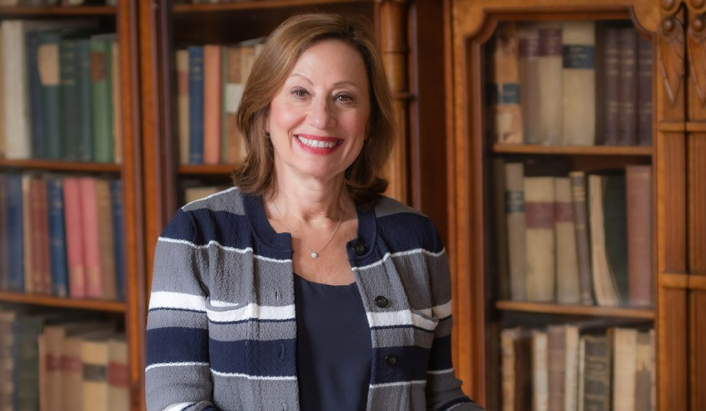 Clark University Professor Wendy Grolnick