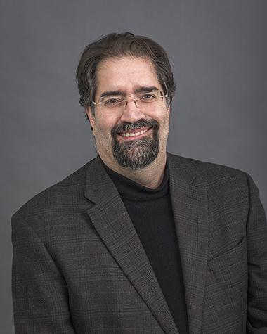 Clark University Professor Ramon Borges-Mendez