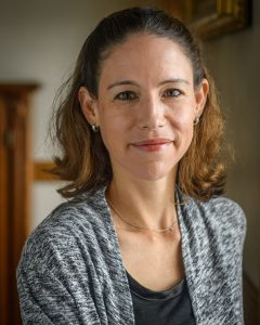 Psychology Professor Abbie Goldberg