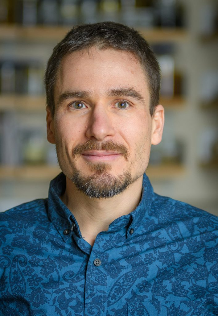 Biology Professor Philip Ber