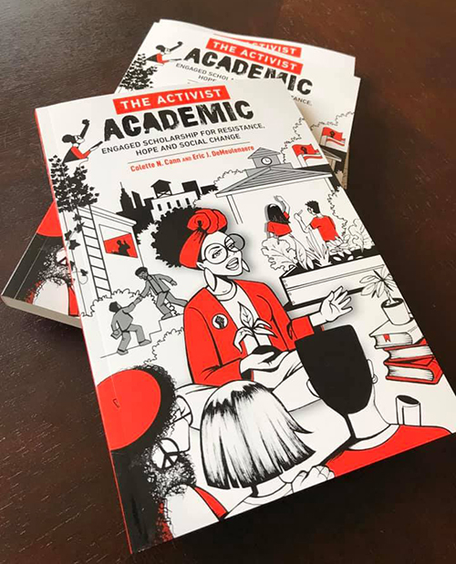 Activist Academic book cover
