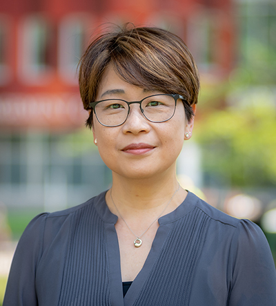 Dean of the College Betsy Huang