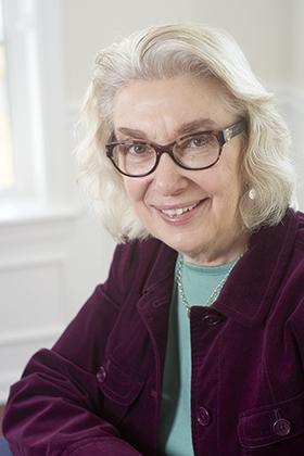 Professor Emerita Fern Johnson