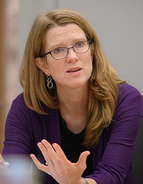 Professor Kristina Wilson