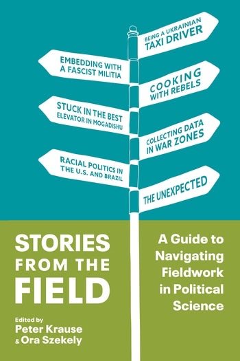 Stories from the Field book cover