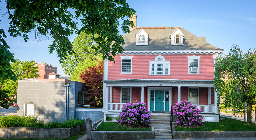 Cohen-Lasry House at Clark University
