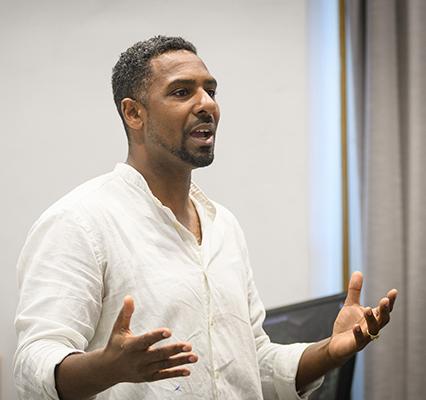 Professor Ousmane Power-Greene