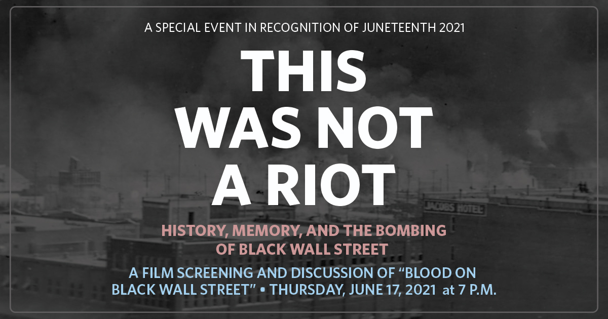 This was not a riot artwork