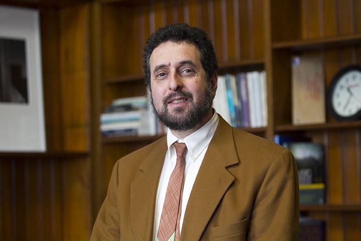 Clark University Professor Matthew Malsky